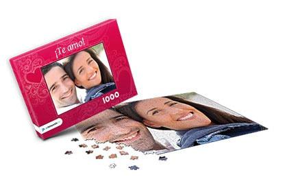 Idea de regalo Puzzle personalizado