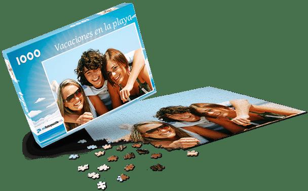 Caja de Puzzle Verano