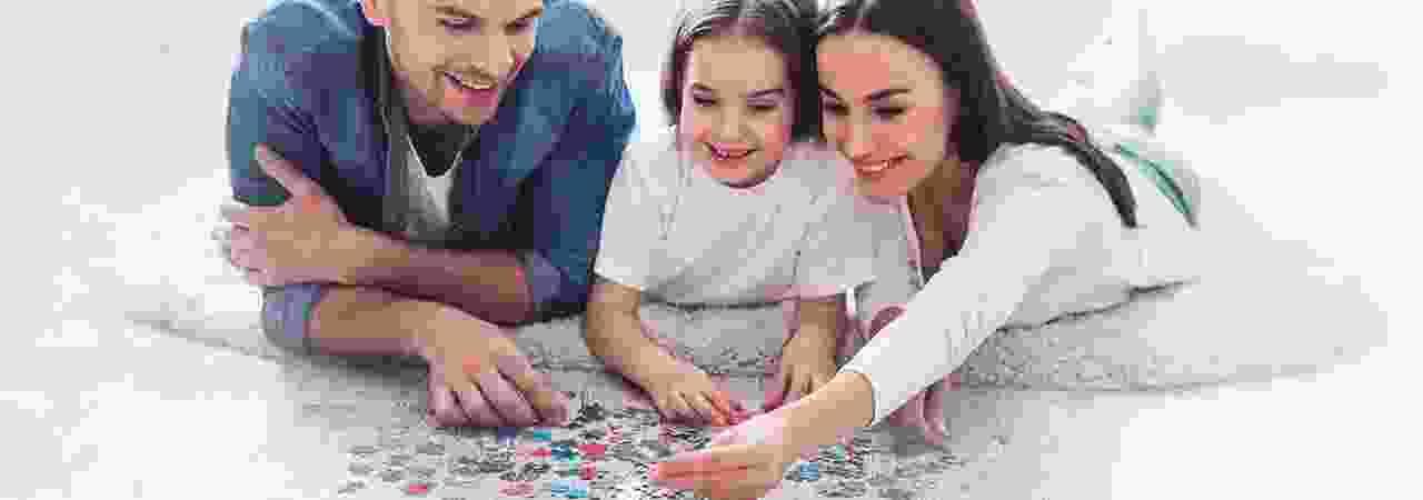 Un buen Fotopuzzle es perfecto para quien lo recibe chicos y grandes