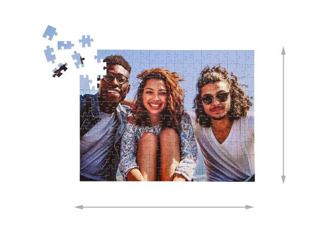 Tamaño del puzzle