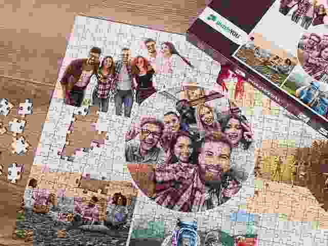 PuzzleYOU Fotopuzzle-Collage