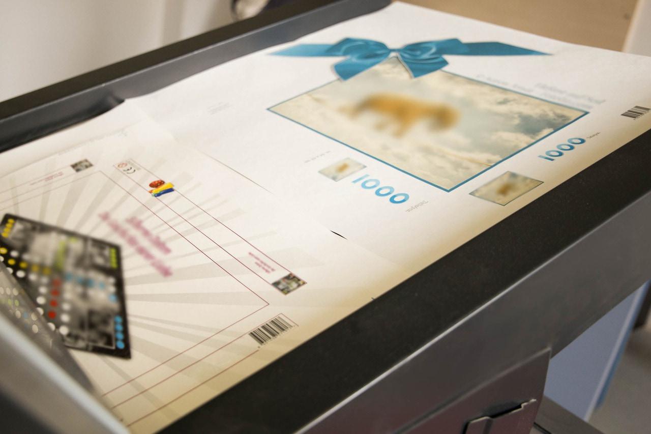 Impresión del Fotopuzzle