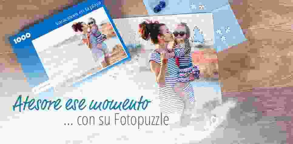 Diseñe su propio puzzle en mifotopuzzle.es