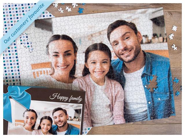 Fotopuzzle favorito de los clientes