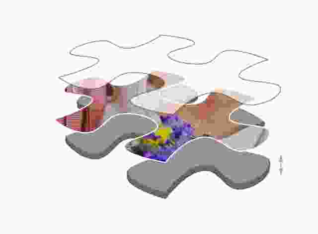 Grosor de las piezas del puzzle