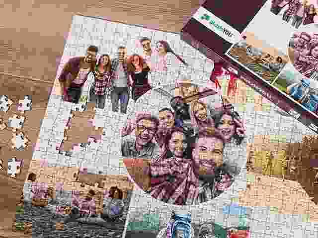 Ideas Fotopuzzle Collage
