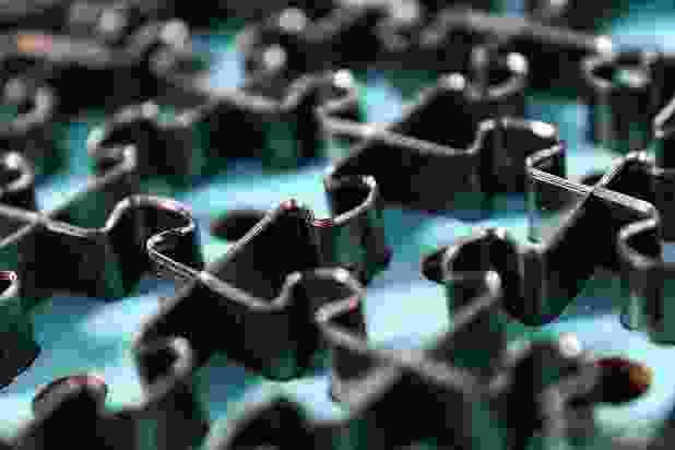 Puzzles con corte de precisión