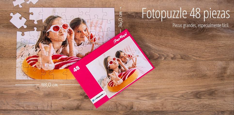 Fotopuzzle 48 piezas