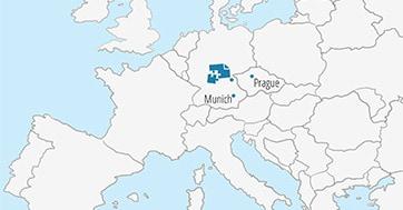 Altenstadt en Europa