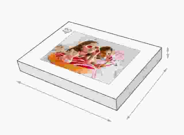 Tamaño de la caja