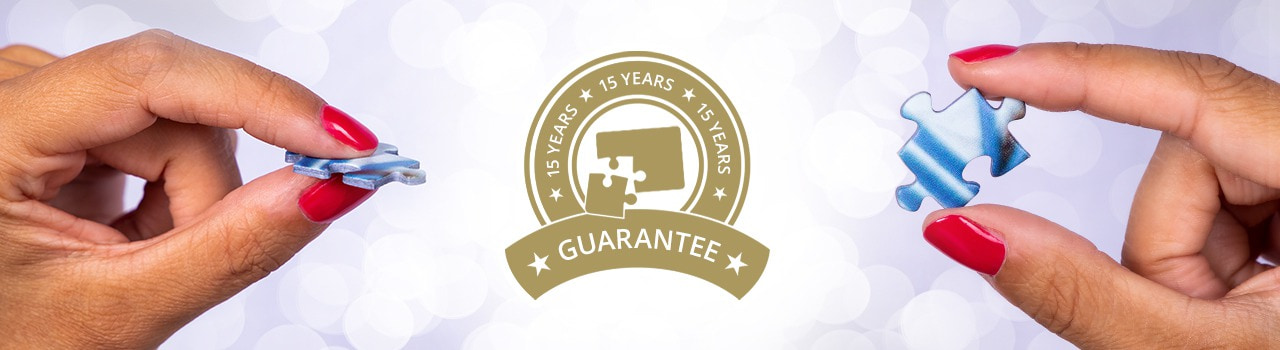 Nuestra promesa de garantía