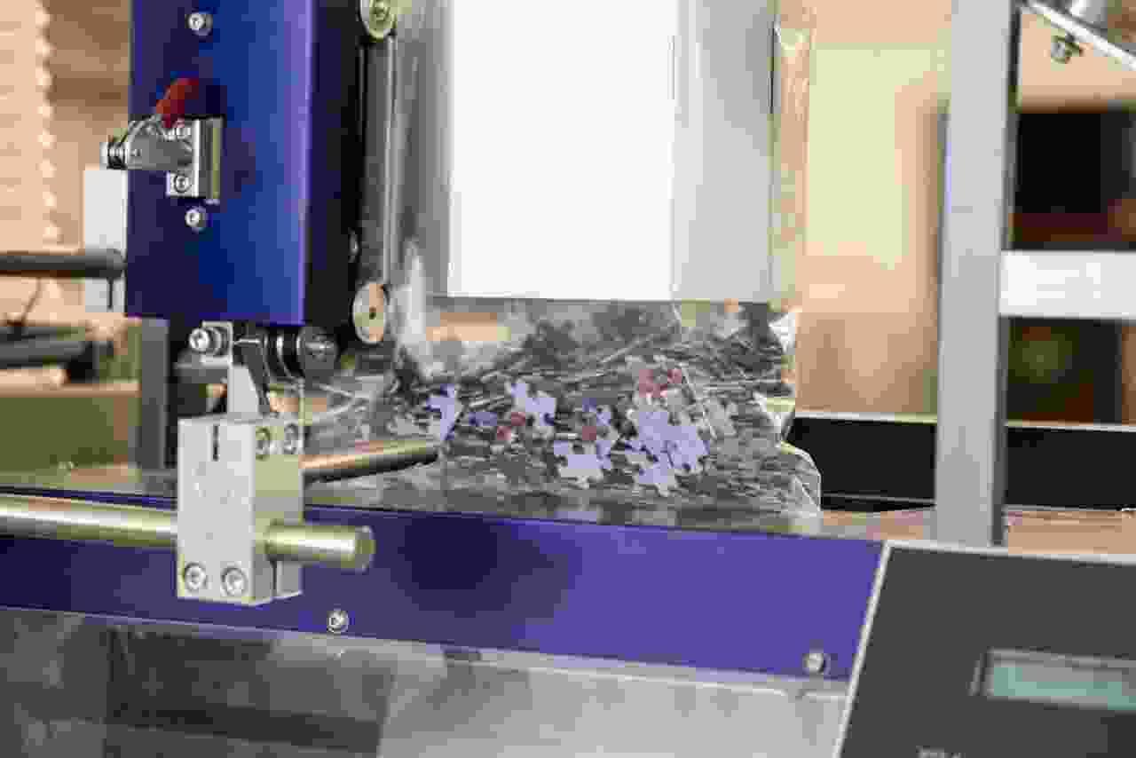 Desmontado del Fotopuzzle