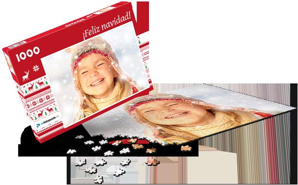 Caja de Puzzle Navidad I