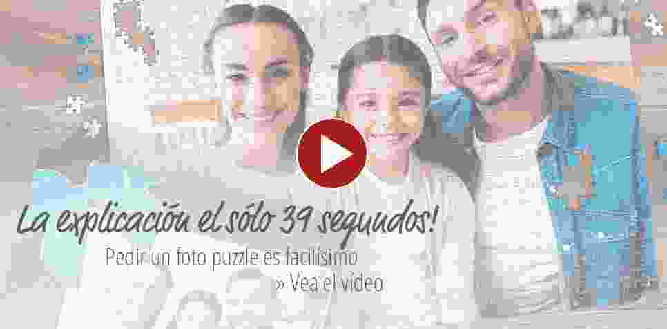 Fotopuzzle: Pedido en video