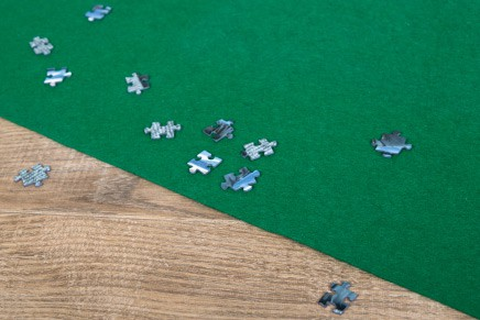 Alfombrilla para Puzzle para 500, 1000, 1500 y 2000 piezas