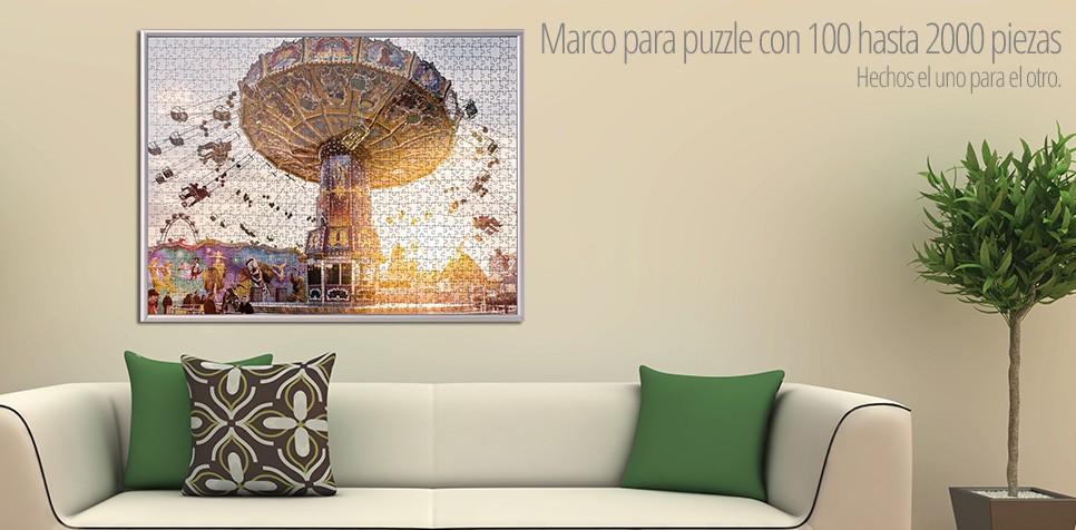 Marco para Puzzle personalizado de 100 y hasta 2000 piezas