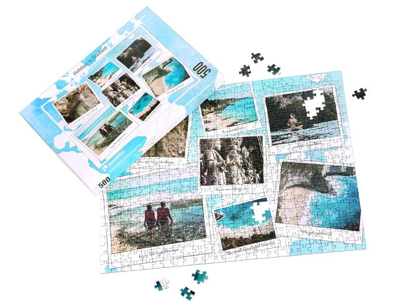 puzzleYOU - caja individual para 500 piezas